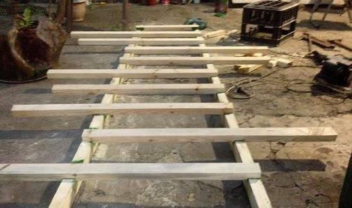 Приставная лестница своими руками из дерева: деревянную сделать по.