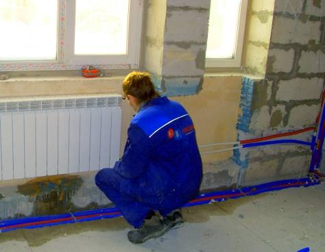 Лучшее отопление для частного двухэтажного дома